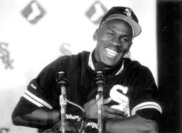 From the MYBOYSAY PERSPECTIVE: The story behind Michael Jordan's promising baseball career.  Was Michael Jordan good at baseball? Yes, and would have made it in the majors.  A look back on his brief career with the White Sox